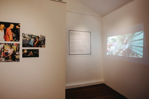 Sungei Road (Motion Stills), Mindy Tan, Video